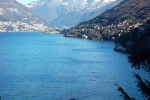 Квартира на озере комо