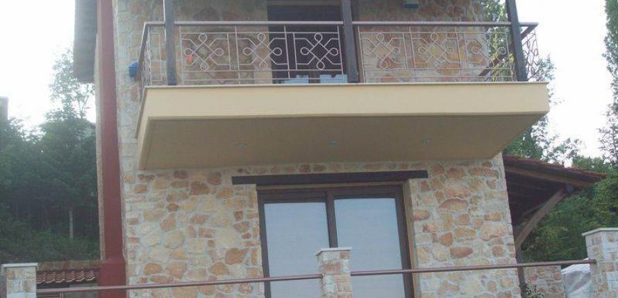 Полигирос, дом 110 кв. м