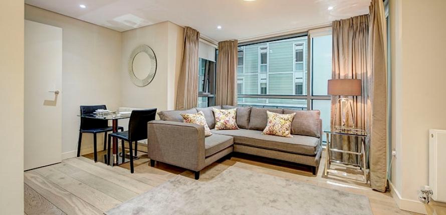 Трехспальный апартамент в аренду