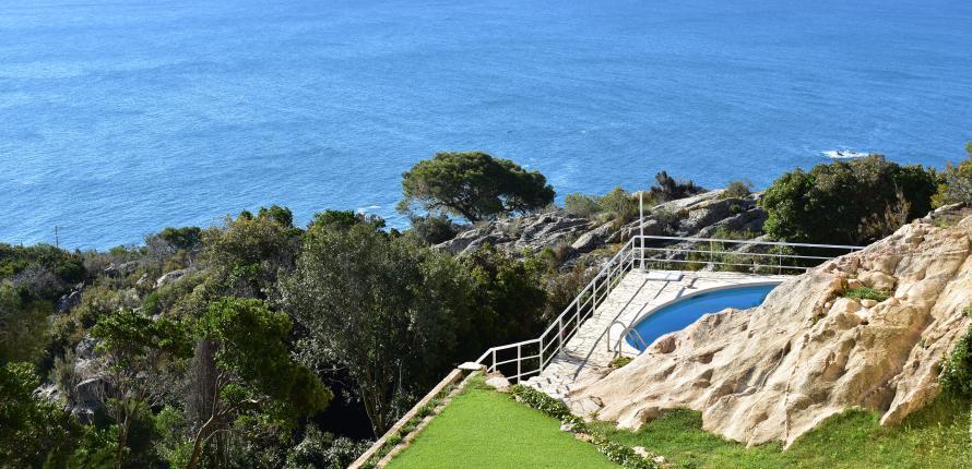 ЛА РОКА - Прекрасный дом с фантастическим видом на море