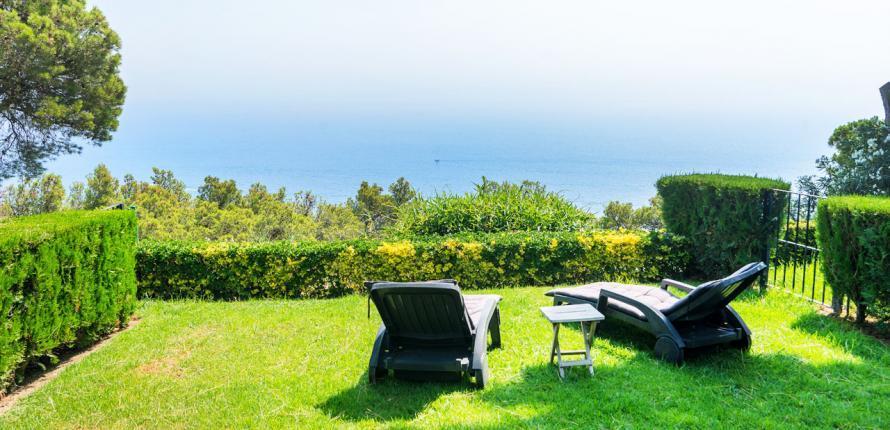 Единственный в Льяфранке, таунхаус с потрясающим видом на море!