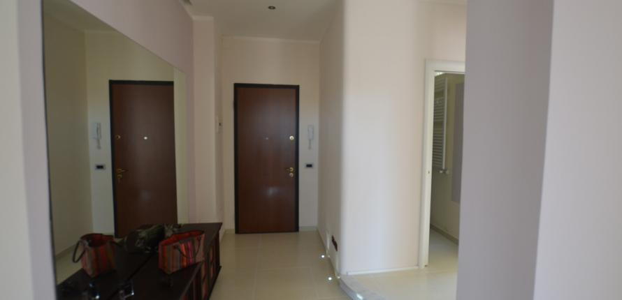 Квартира в центре города.
