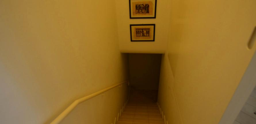 Квартира в вилле в стиле Либерти.